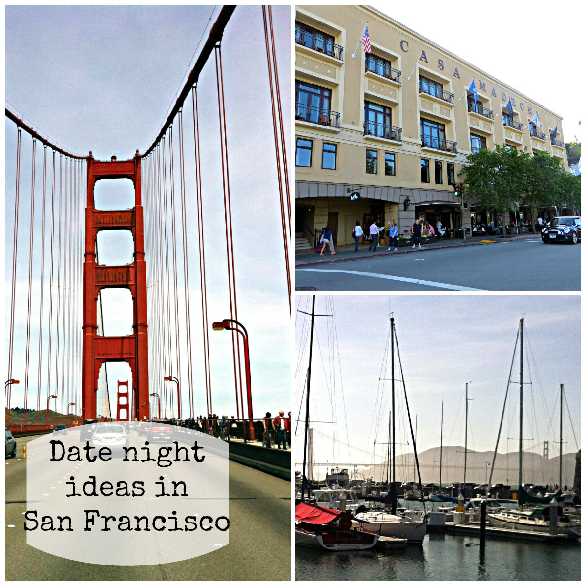 San francisco date ideas