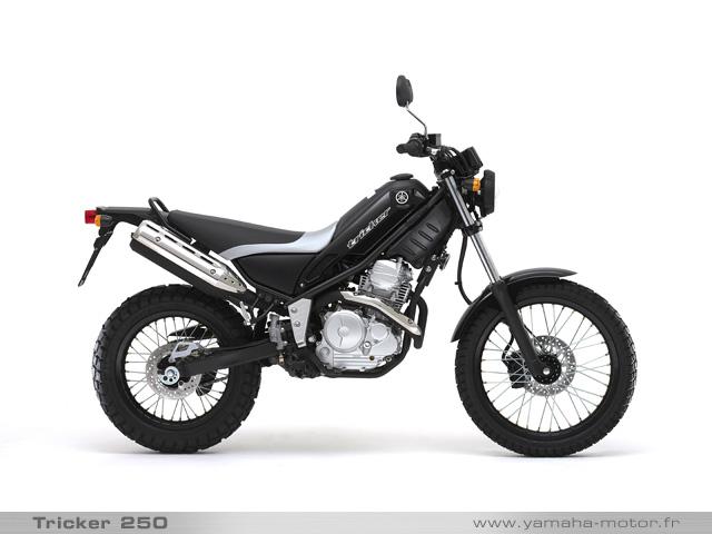 Yamaha Trail Harga
