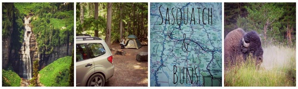 Sasquatch + Buns