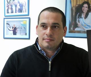 Leandro Martin, san isidro, frente para la victoria, fpv