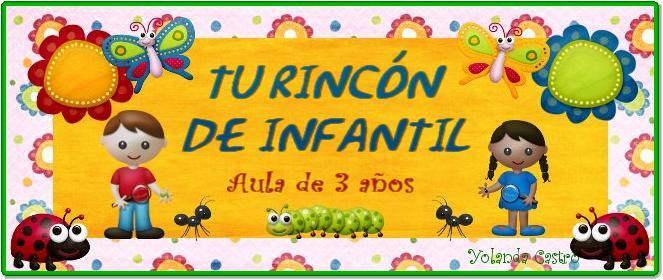 TU RINCÓN DE INFANTIL