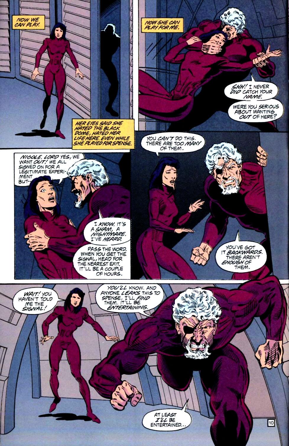 Deathstroke (1991) Issue #25 #30 - English 11