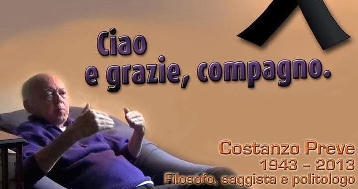 Costanzo Preve