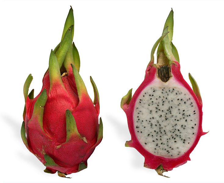 Image Result For How To Cut And Eat Dragon Fruit