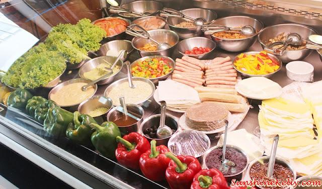 Create My Own Sandwich, O'Briens, O'Briens Irish Sandwich Cafe, O'Briens Sandwich, Cafe, healthy meal, hearty meal