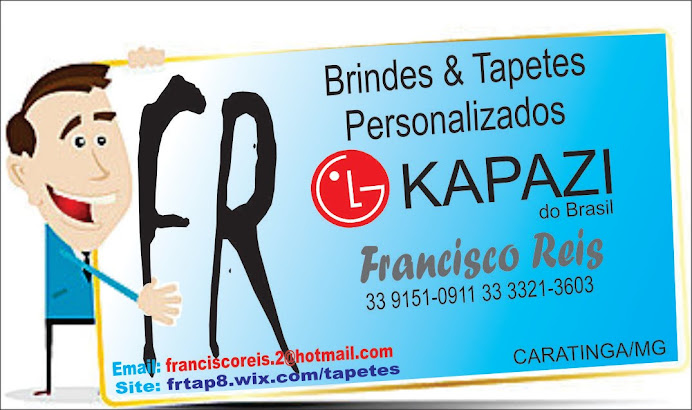 FR TAPETES PERSONALIZADOS FAA SEU ORAMENTO 33 9151-0911 ATENDEMOS CARATINGA E TODA REGIO.