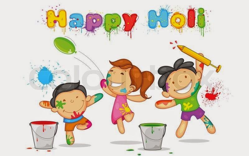 Holi Rang Wallpaper Happy Holi Funny Pichkari Rang