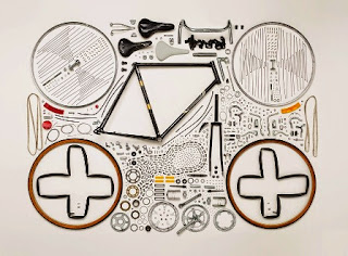 Todd Mclellan, Raleigh Bicycle, 1980