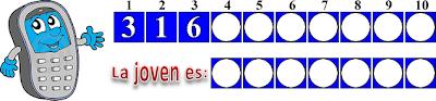 Descubre el Número, El Número Perdido, Juego de Números, El Número del Celular