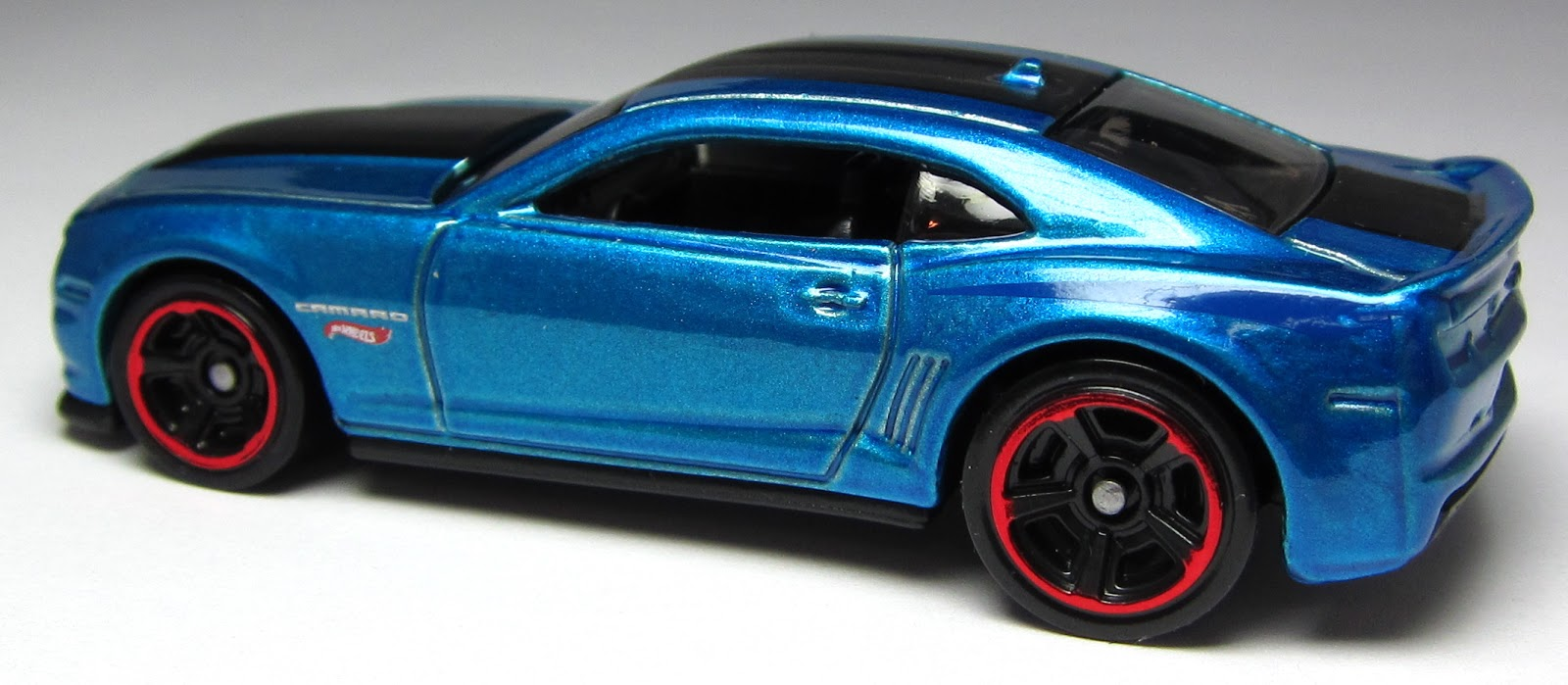 Chevy Camaro Hot Wheels Edition