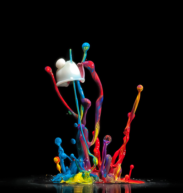 Liquid Sculptures by Markus Reugels Seen On www.coolpicturegallery.us