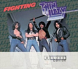 Thin Lizzy Fighting y Nightlife Deluxe Edition – CD