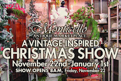 A Vintage Inspired Christmas Show coming soon to Monticello