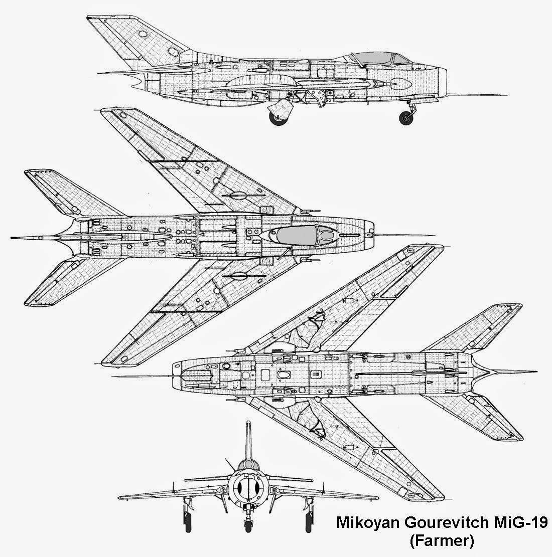 airplane scale modelkit  mikoyan gurevig mig
