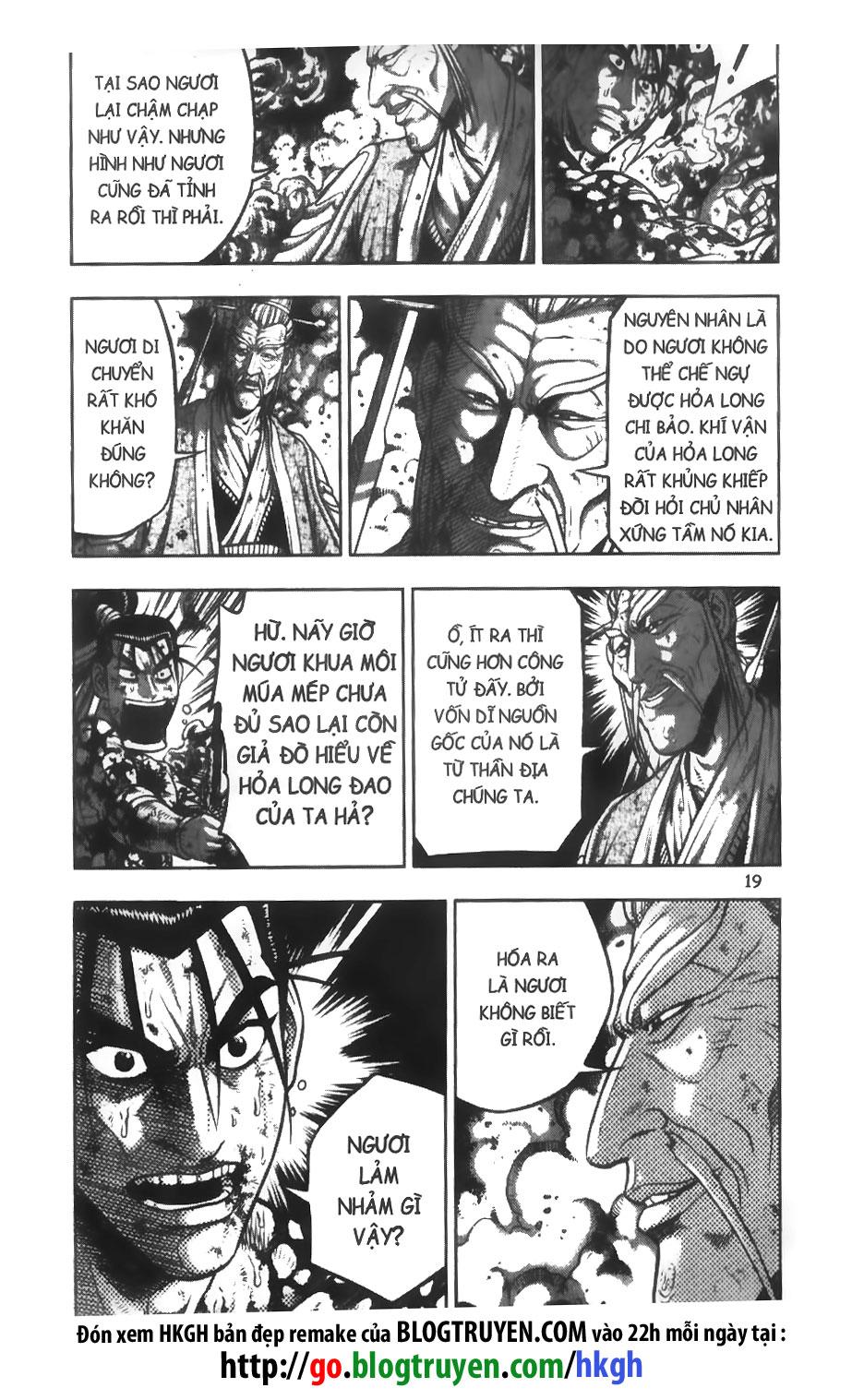 Hiệp Khách Giang Hồ chap 357 Trang 3 - Mangak.info