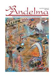 Revista «Andelma», del Centro de Estudios Históricos Fray Pasqual Salmerón, de Cieza