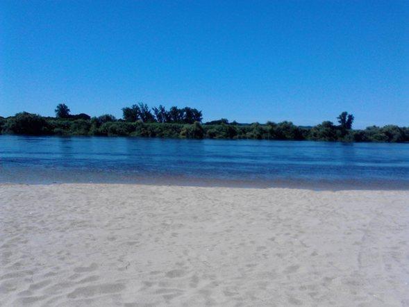 Rio Tejo no Patacão