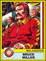 Bruce 'Pancho' Miller - Melchester Rovers