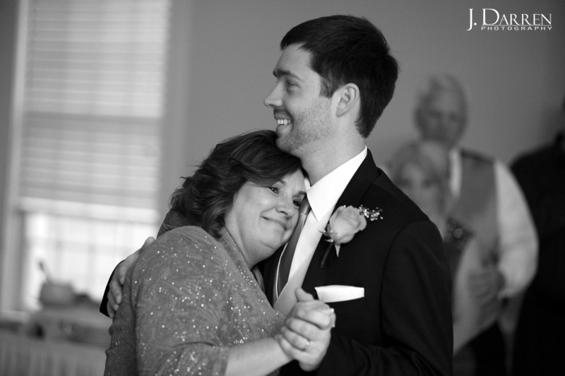 Country Club of Johnston County NC wedding photography