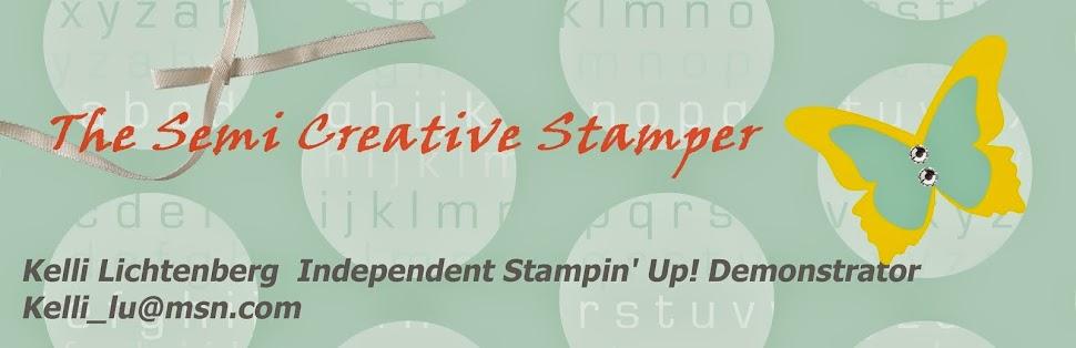 The Semi Creative Stamper