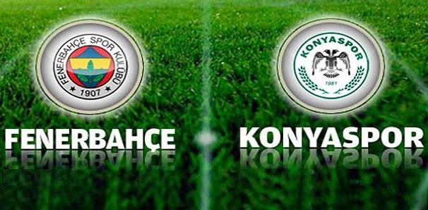 Fenerbahçe - Konyaspor Canlı İzle