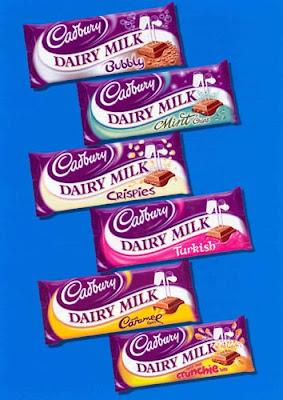 Cadbury Chocolate Picture