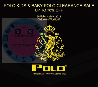 Polo Kids & Baby Polo Clearance Sale