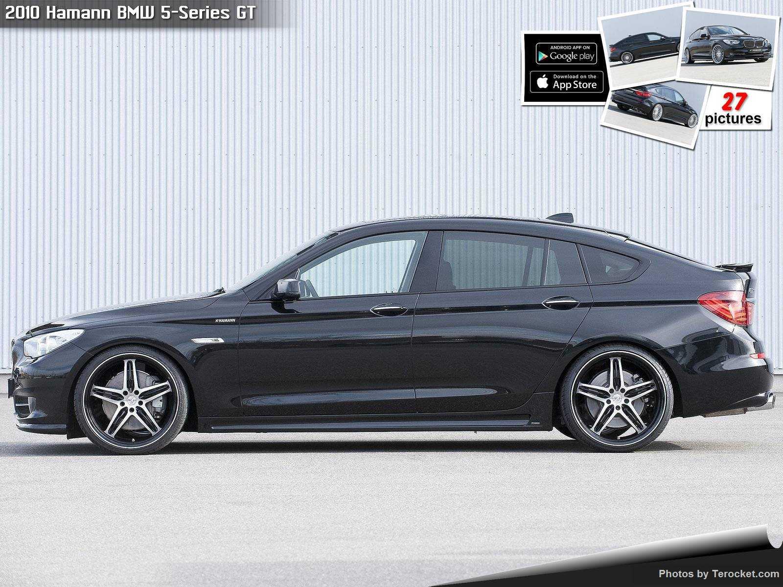 Hình ảnh xe ô tô Hamann BMW 5-Series GT 2010 & nội ngoại thất