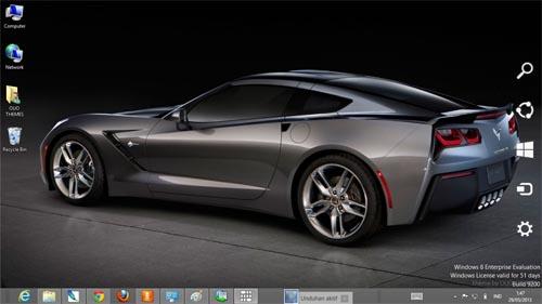 2014 Chevrolet Corvette Stingray Wallpaper hd 1920x1080 pixel 2