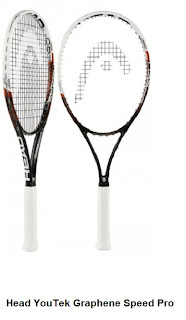 Head YouTek Graphene Speed Pro tennis racket