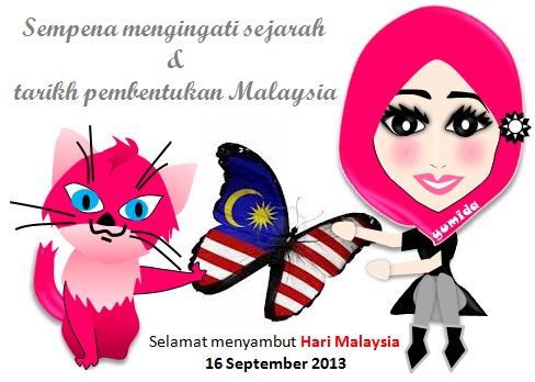 Hari Malaysia 16 september 1963 , pembentukan malaysia , sejarah hari malaysia