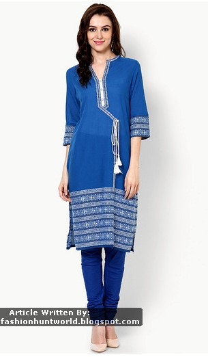 Kurti Fashion In Pakistan And India