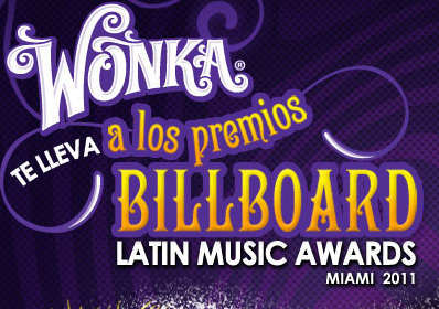 premios Cámaras de video digital Flip  viaje miami Billboard Latin Music Mexico 2011