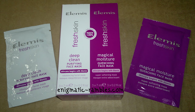 review-elemis-fresh-skin-face-mask-duo-deep-clean-purifying-magical-quenching