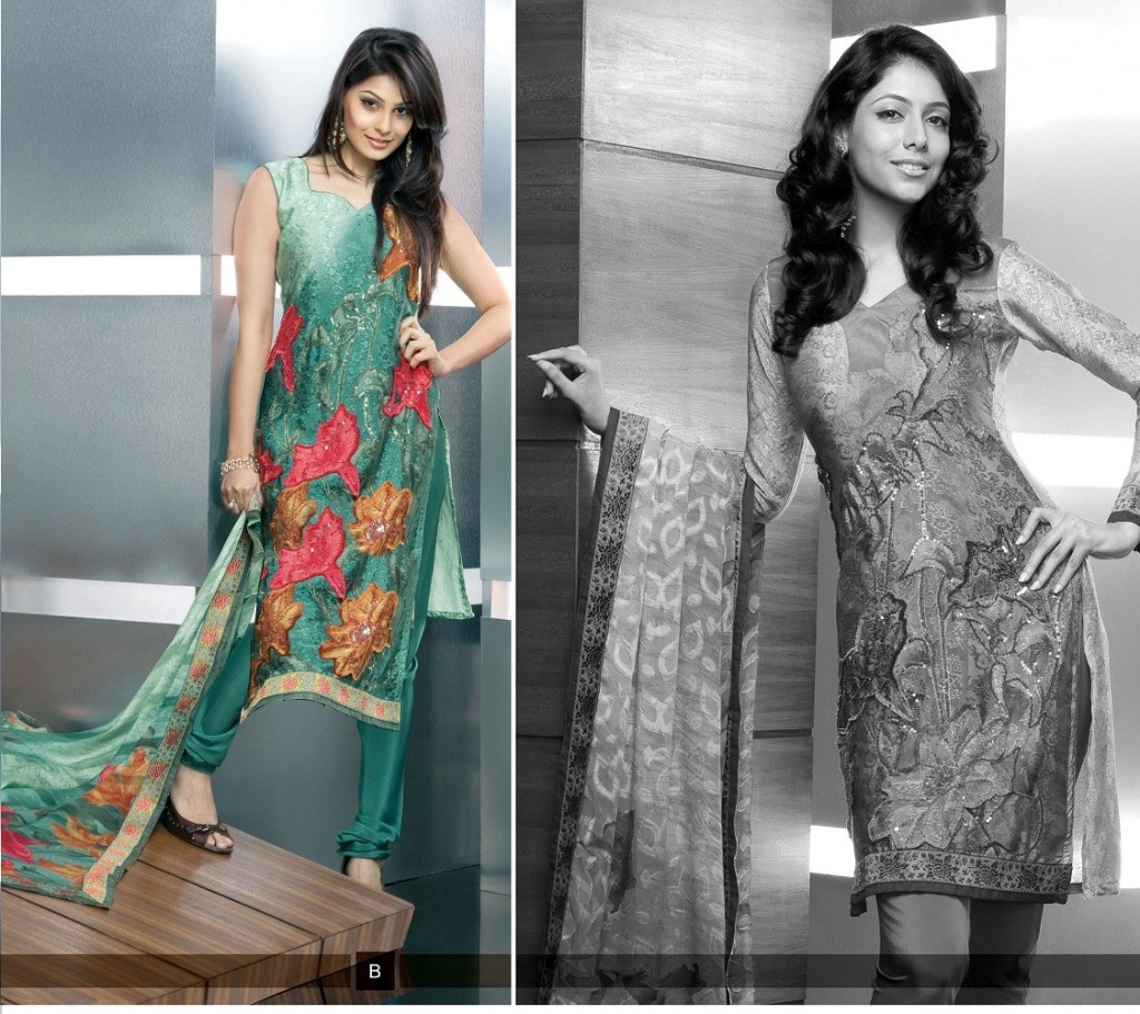Buy Ladies indian formal dresses pictures trends