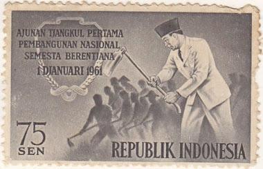 Ilustrasi Soekarno