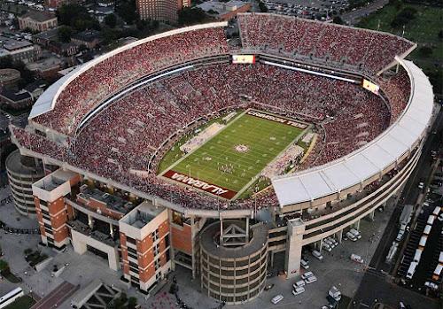 Estádio Bryant-Denny – Tuscaloosa - Estados Unidos
