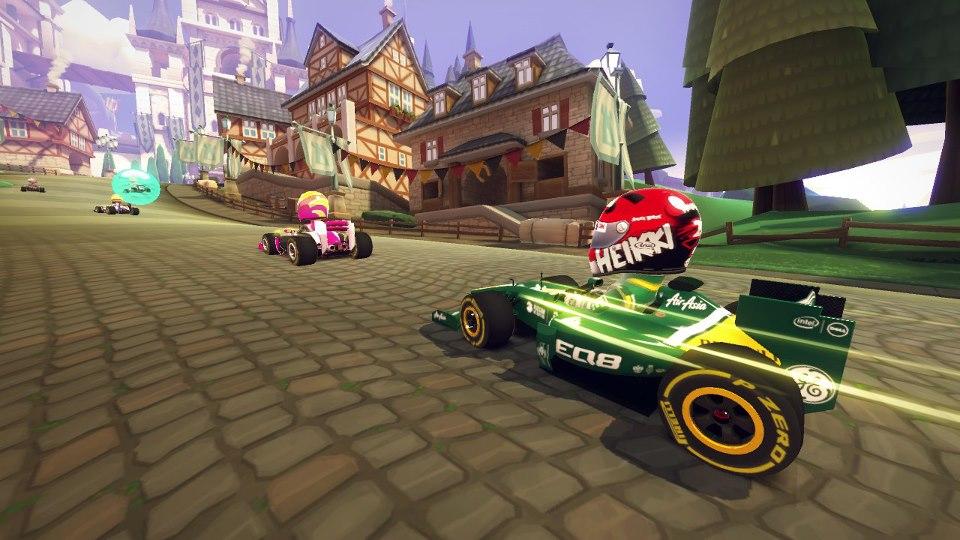 3D Formula 1 Pilotu Oyunu