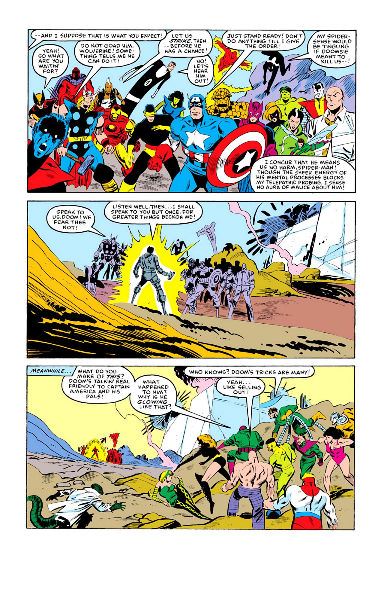Captain America (1968) Issue #292l #219 - English 3