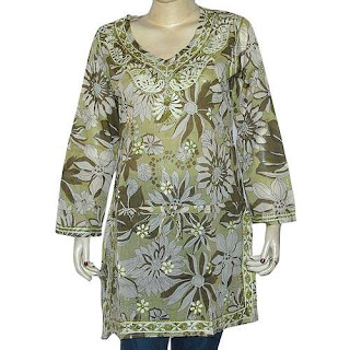 Cotton Kurti Top Shirt