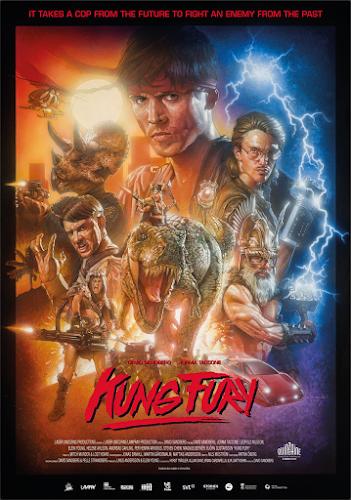 Kung Fury (Web-DL 1080p Ingles Subtitulada) (2015)