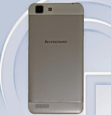Lenovo A6600 mobile phone with 8 MP Camera
