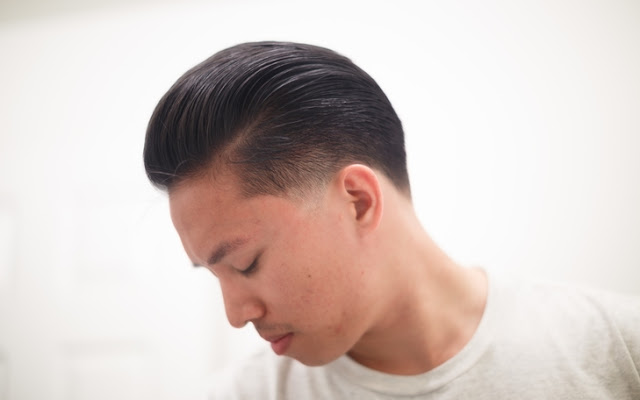 Review Imperial Pomade - Black Top Strong Hold