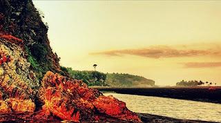 pantai selok sodong