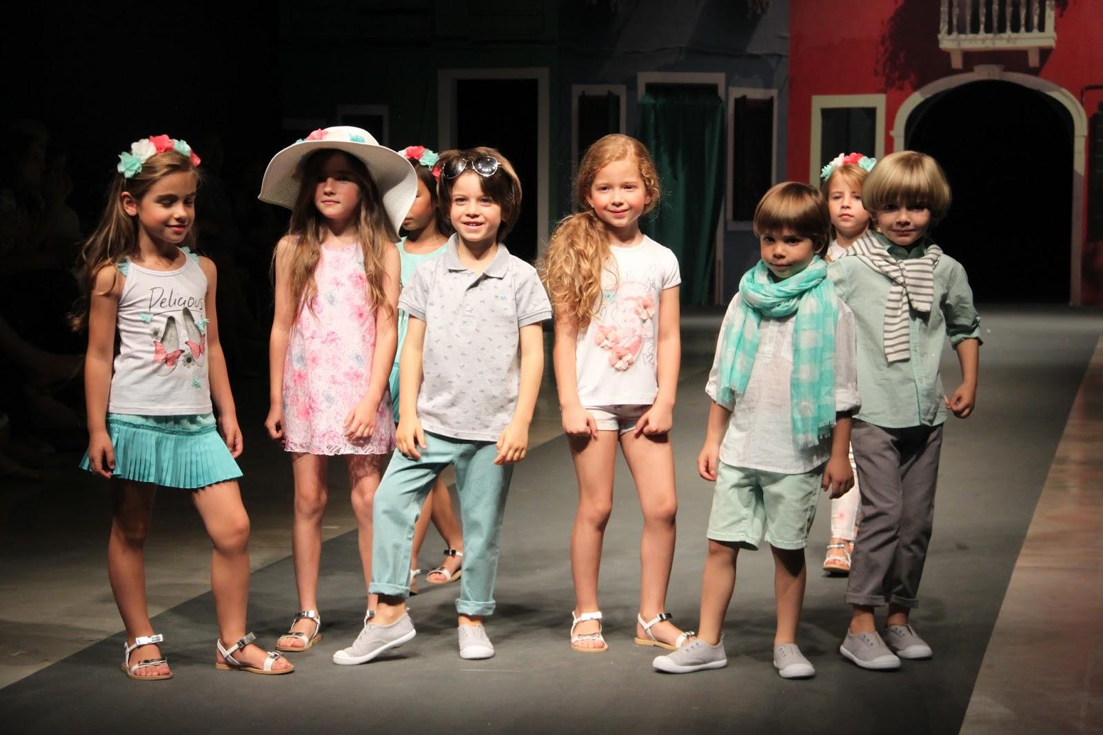 Fimi 81 las tendencias de la moda infantil primavera for Jardin infantil verano 2016