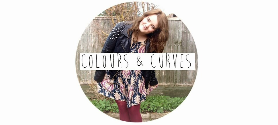 Colours & Curves | UK Fashion and Lifestyle Blog |
