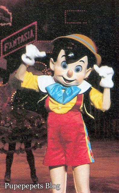 Pupepepets Blog Pinocchio Through The Years 1955 Present
