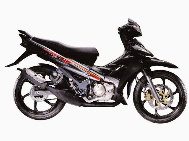 Yamaha 125ZR photo