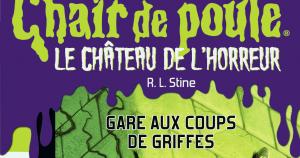 Chair De Poule Le Chateau De L Horreur 1 Gare Aux Coups