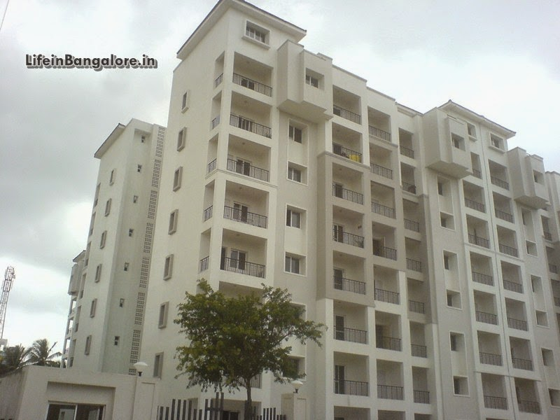 Adarsh Esplanade Apartments- HSR Layout 7th Sector